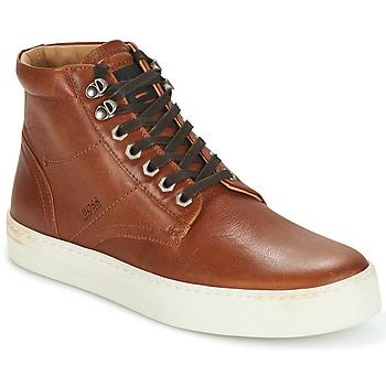 Chaussures Hugo Boss Orange NOIR HALB LTWS