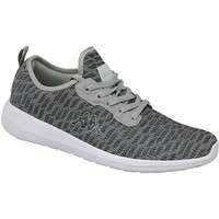 Chaussures Baskets mode Kappa Gizeh 242353-1614 Gris