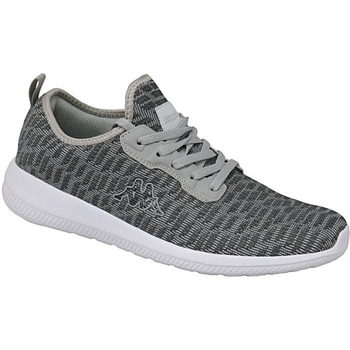 Chaussures Baskets mode Kappa Gizeh 242353-1614 Grey