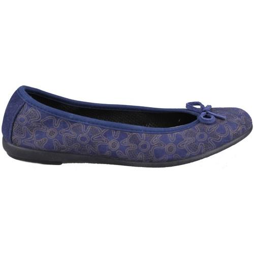 Chaussures Femme Ballerines / babies Vulladi SERRAJE LETINA FLORES BLUE