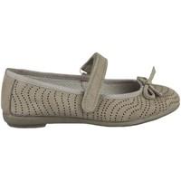 Chaussures Enfant Ballerines / babies Vulladi SERRAJE MANOLETINA VELCRO GRIS