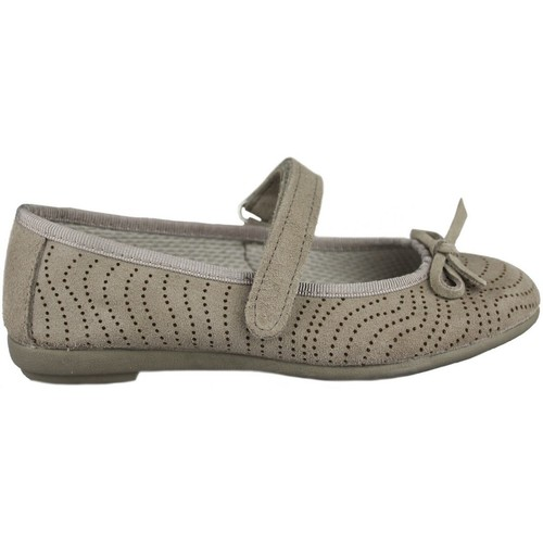 Chaussures Enfant Ballerines / babies Vulladi SERRAJE LETINA GRIS