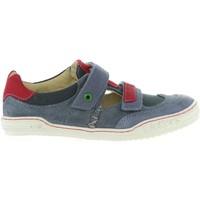 Chaussures Garçon Ville basse Kickers 414590-30 JYKROI Azul