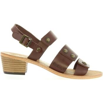 Chaussures Femme Sandales et Nu-pieds Kickers 470960-50 KHÔOL Marrón