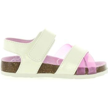 Chaussures Fille Sandales et Nu-pieds Kickers 469240-30 MAGIWEEK Blanco