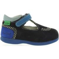 Chaussures Enfant Ville basse Kickers 413122-10 BABYFRESH Azul