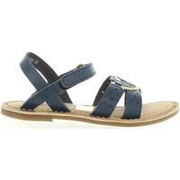 Chaussures Fille Sandales et Nu-pieds Kickers 469171-30 DIX Azul