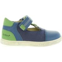 Chaussures Enfant Ville basse Kickers 413551-10 TROPICO Azul