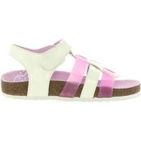 Chaussures Fille Sandales et Nu-pieds Kickers 469250-30 MAGIDAYS Blanco