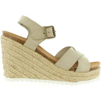 Chaussures Femme Sandales et Nu-pieds Kickers 502040-50 YUTI Blanco