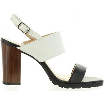 Chaussures Femme Sandales et Nu-pieds Kickers 502050-50 SARDAN Blanco
