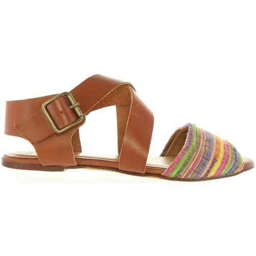 Chaussures Femme Sandales et Nu-pieds MTNG 93972 Marrón
