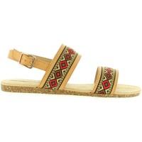 Chaussures Femme Sandales et Nu-pieds Maria Mare 66357 Marr?n