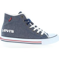 Chaussures Enfant Baskets mode Levi's VDUM0001T DUKE MEGA Azul