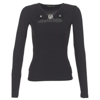Vêtements Femme Tops / Blouses Versace Jeans B2HQA732 Noir