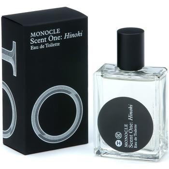 Accessoires Femme Produits entretien Comme Des Garçons Parfum Eau de toilette Comme de Garçons Monocle Scent One Hinoki 50ml Transparent