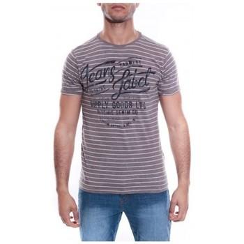 Vêtements Homme T-shirts & Polos Ritchie T-SHIRT MORVAN Gris