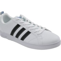 Chaussures Homme Baskets basses adidas Originals VS Advantage Blanc,Noir