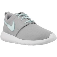 Chaussures Enfant Baskets basses Nike Roshe One GS Gris