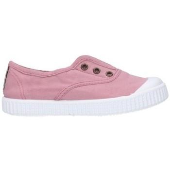 Chaussures Garçon Baskets mode Potomac 292 (rose) rose