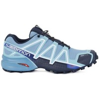 Chaussures Femme Baskets basses Salomon Speedcross 4 CS W Bleu