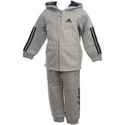 Vêtements Enfant Pantalons de survêtement adidas Originals I sp grc/nv jogg bb Gris chiné