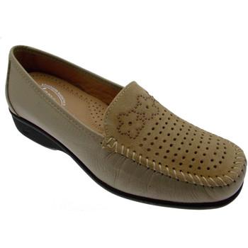 Chaussures Femme Mocassins Calzaturificio Loren LOK3971du grigio