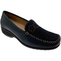 Chaussures Femme Mocassins Loren LOK3971bl blu
