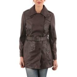 Vêtements Femme Vestes en cuir / synthétiques Giorgio Mildred Wody Dark Grey Gris