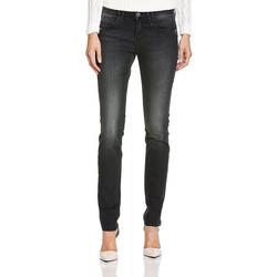 Vêtements Femme Jeans slim Le Temps des Cerises LeTemps des Cerises Jean Slim Trixi Black 38