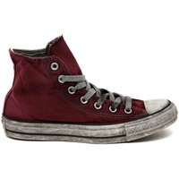 Chaussures Femme Baskets basses Converse All Star HI Rouge