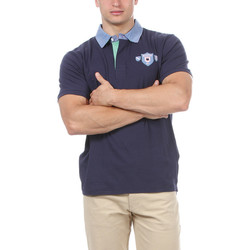 Vêtements Homme Polos manches courtes Ruckfield Polo pastel We are Rugby Bleu