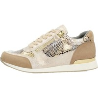 Chaussures Femme Baskets basses La Strada 71651 Or