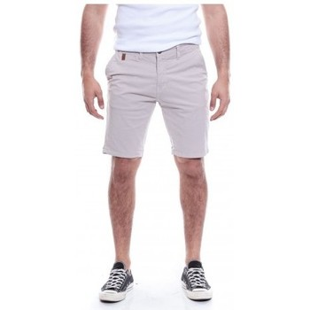 Vêtements Homme Shorts / Bermudas Ritchie BERMUDA BOLSHIC Gris clair