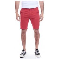 Vêtements Homme Shorts / Bermudas Ritchie BERMUDA BOLSHIC Rouge foncé