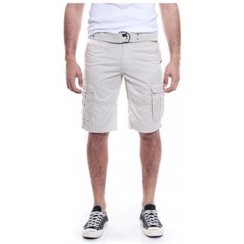 Vêtements Homme Shorts / Bermudas Ritchie BERMUDA BATTLE BASTAING Beige