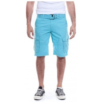 Vêtements Homme Shorts / Bermudas Ritchie BERMUDA BATTLE BASTAING Turquoise