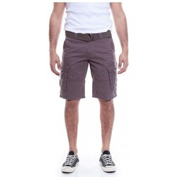 Vêtements Homme Shorts / Bermudas Ritchie BERMUDA BATTLE BASTAING Gris