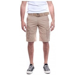 Vêtements Homme Shorts / Bermudas Ritchie BERMUDA BATTLE BASTAING Marron