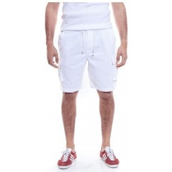 Vêtements Homme Shorts / Bermudas Ritchie BERMUDA BURT FRENCHY Blanc