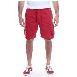 Vêtements Homme Shorts / Bermudas Ritchie BERMUDA BURT FRENCHY Rouge foncé