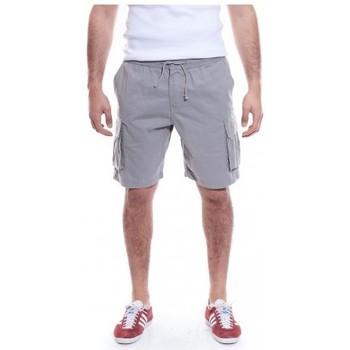 Vêtements Homme Shorts / Bermudas Ritchie BERMUDA BURT NATURE Gris clair