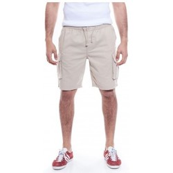 Vêtements Homme Shorts / Bermudas Ritchie BERMUDA BURT NATURE Beige