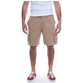 Vêtements Homme Shorts / Bermudas Ritchie BERMUDA BURT NATURE Marron