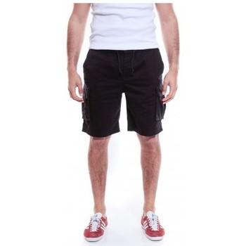 Vêtements Homme Shorts / Bermudas Ritchie BERMUDA BURT NATURE Noir