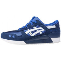 Chaussures Enfant Baskets basses Asics Gel Lyte 3 Junior - Ref. C5A4N-4501 Bleu