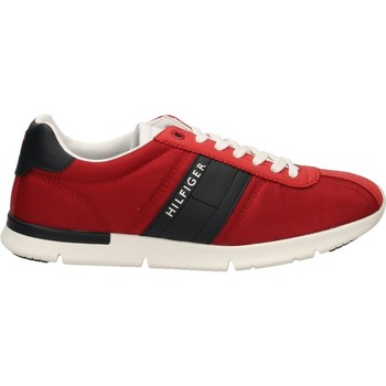 Chaussures Homme Running / trail Tommy Hilfiger TOBIAS rouge