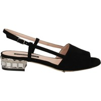 Chaussures Femme Richelieu Alessandro Alaia CAMOSCIO MISSING_COLOR