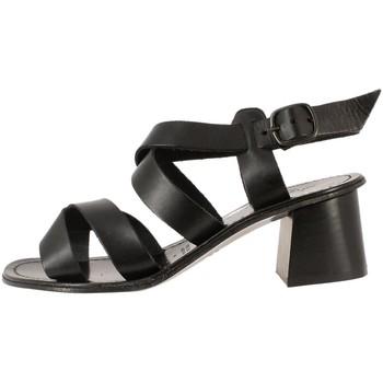 Chaussures Femme Sandales et Nu-pieds Antichi Romani 407 noir