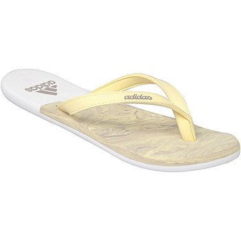Chaussures Femme Tongs adidas Originals Eezay Ice Cream Thong Sandals Jaune